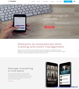 eazi-web website design fusion theme