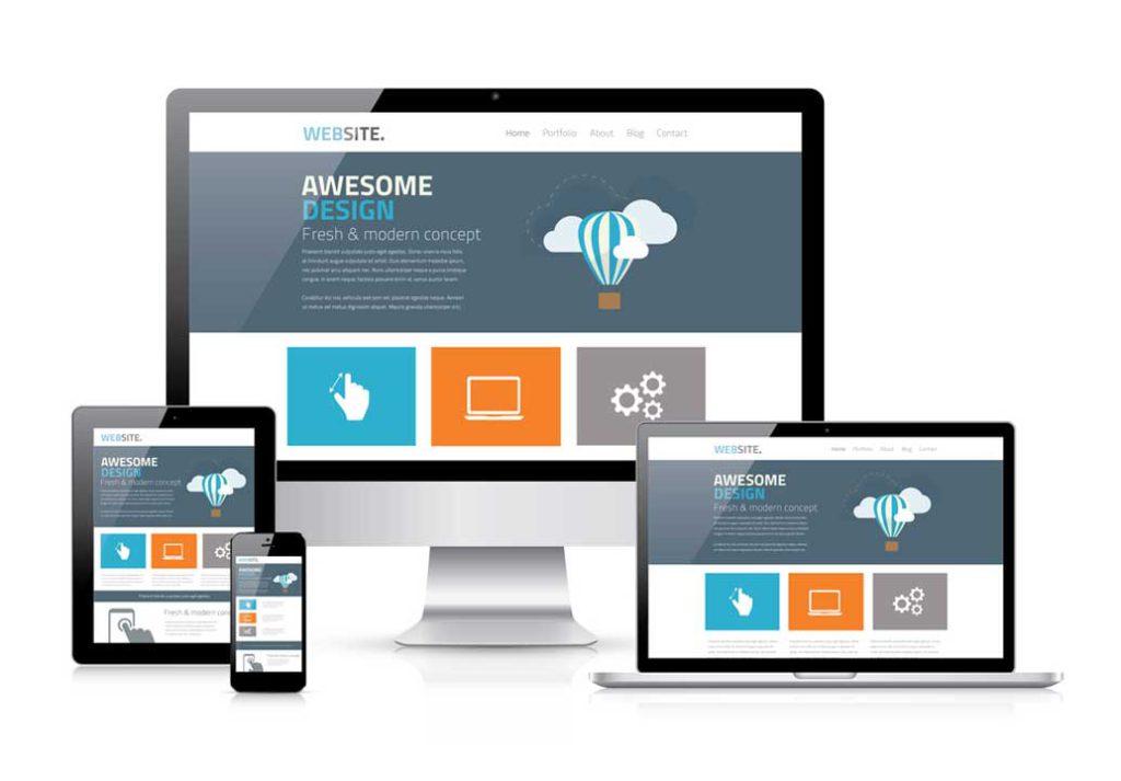 Affordable Website Design Eazi-Web