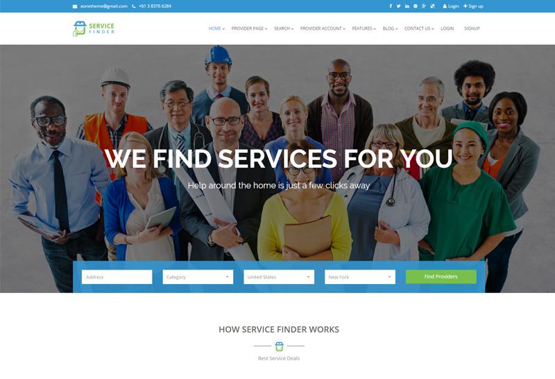 eazi-find service finder