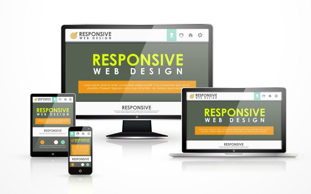 responsive web design eazi-web